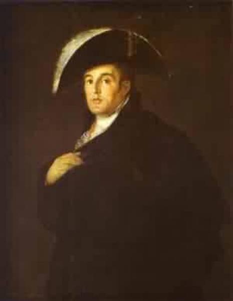 Goya the duke of wellington 1812 the national gallery of